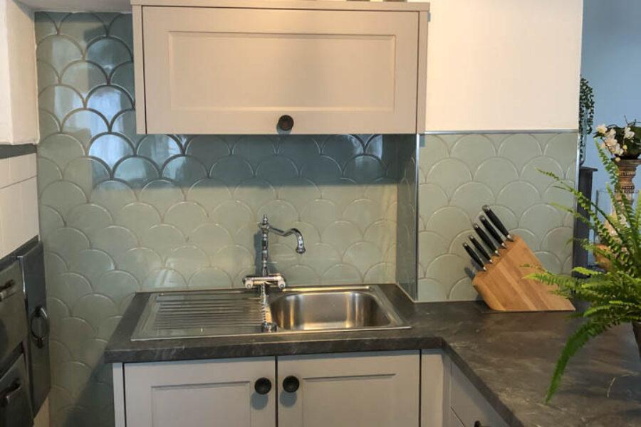 Baustelle Privat – Küchenrückwand