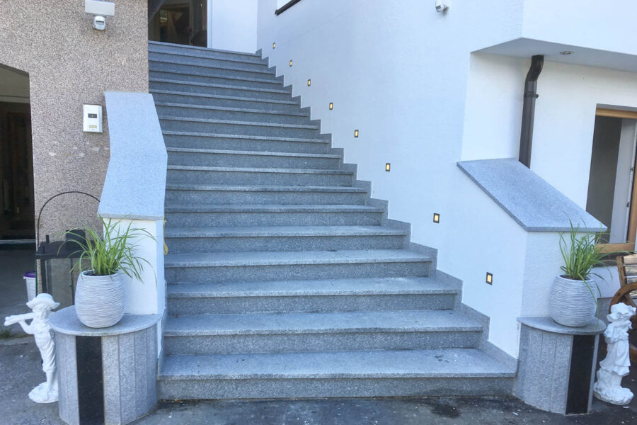 Außenbereich – Privathaus P.