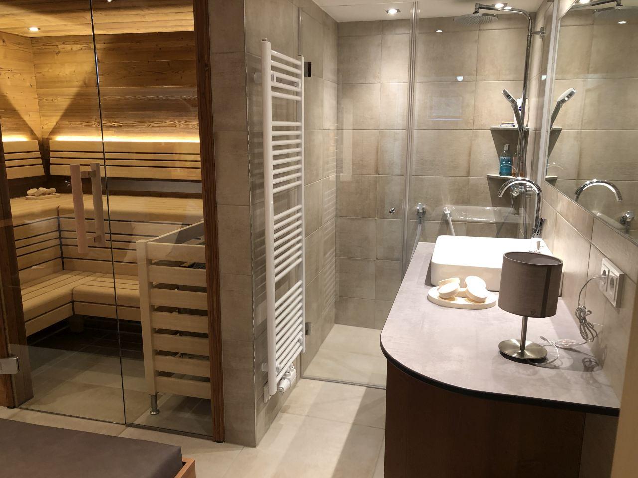 Baustelle Privat – Sauna